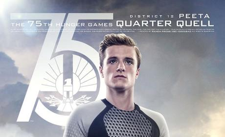 Catching Fire Character Posters: Time For the Quarter Quell