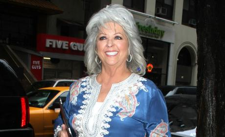 "Paula Deen Fires Legal Team, Hires ""Scandal"" Inspiration"