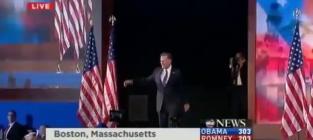 Mitt Romney Concession Speech