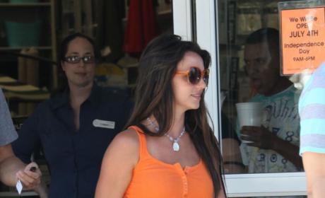 Orange Spears