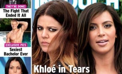 Khloe Kardashian: Heartbroken Over Kim Kardashian Pregnancy!