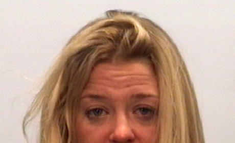 Kate Major: Arrested For Drunken Attack on Michael Lohan!