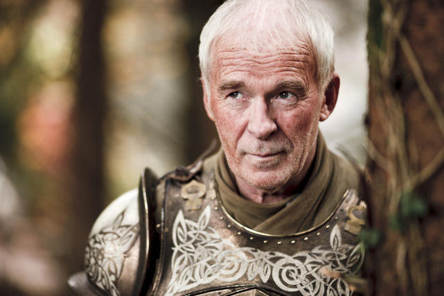 Barristan the Bold Gets Laid Out Cold