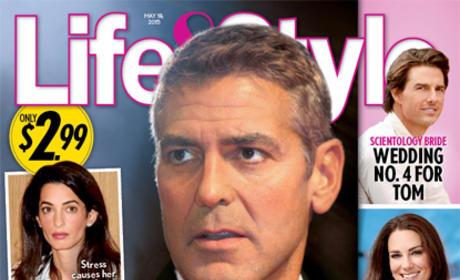 George Clooney Divorce Story