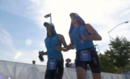 Blind Veteran Finishes Ironman Triathlon: Watch!