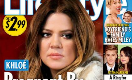 Khloe Kardashian: Pregnant by French! In Love with Lamar!