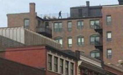 Mystery Man on Roof Captivates Twitter, Boston Bombing Conspiracy Theorists
