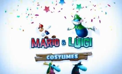Rayman Legends Trailer: Mario and Luigi!