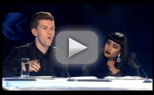 Natalia Kills RUINS X Factor Contestant