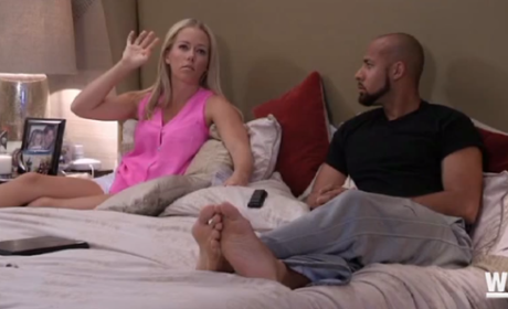 Kendra Wilkinson to Hank Baskett: You Are the Scum of the Earth!