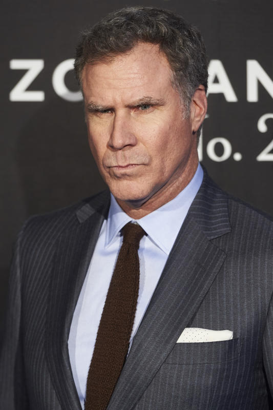 Will ferrell madrid fan screening of zoolander no 2