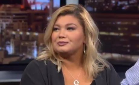 Amber Portwood on Miscarriage Rumors