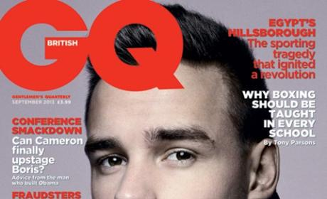Liam Payne GQ Cover