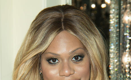 Laverne Cox: Nude in Allure!!!