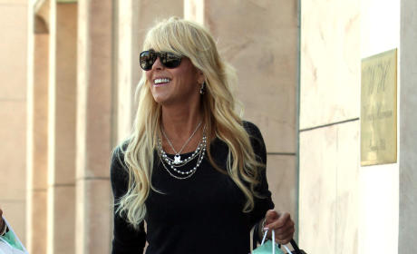 Dina Lohan to Produce Broadway-Based Reality Show