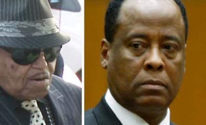 Joe Jackson Drops Lawsuit Against Dr. Conrad Murray