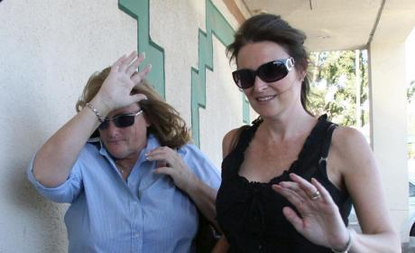 Debbie Rowe, Friend