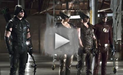 Arrow Season 4 Episode 8 Recap: Daddy Issue