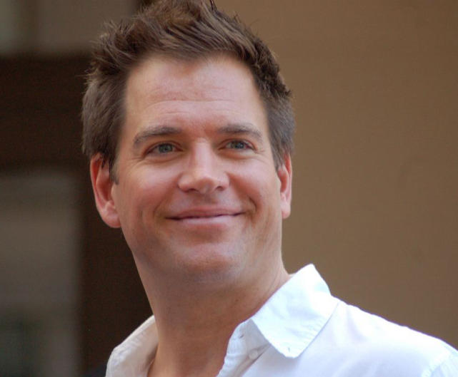 Michael Weatherly!