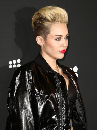 Miley Cyrus Punk Style