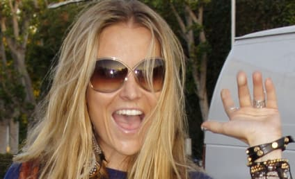 Brooke Mueller Charged with Felony Cocaine Possession