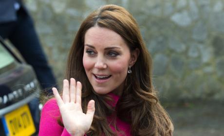 Pregnant Catherine Middleton