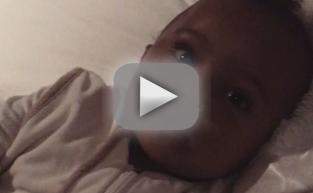 Saint West: Kim Kardashian Shows Video of Laughing Son
