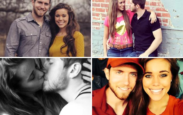Jessa duggar and ben seewald on instagram