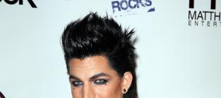 Adam Lambert Lost 40 Pounds