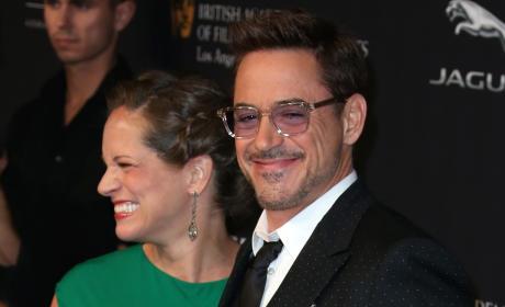 Robert Downey, Jr., Wife