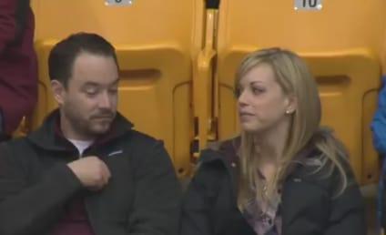 Man Refuses Kiss Cam Pressure, Explains Why Via Sign
