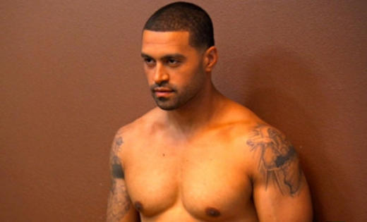 Apollo Nida Shirtless
