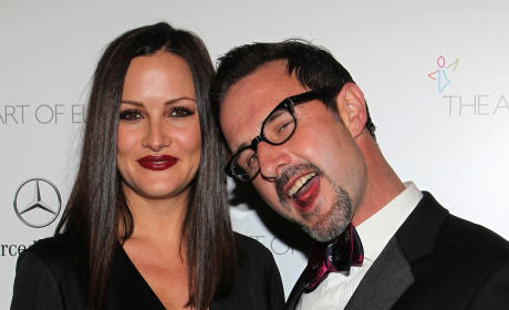 Christina McLarty and David Arquette: Engaged!
