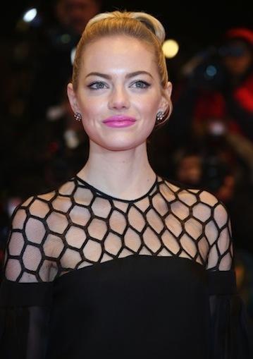 Emma Stone in Berlin