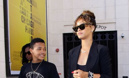Rihanna to Serve as Guest Judge on X Factor