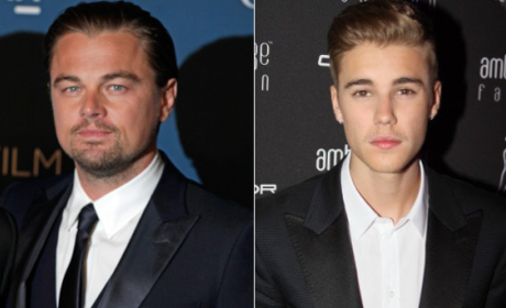 Leonardo DiCaprio to Justin Bieber: Step OFF!