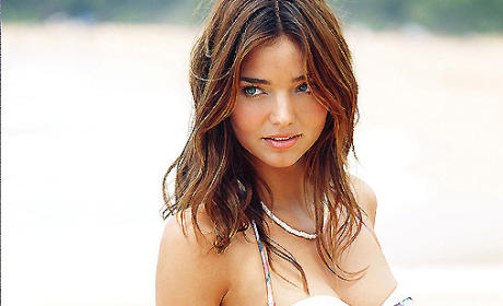 Miranda Kerr Swimsuit Photo