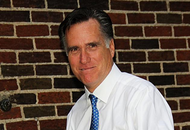 W. Mitt Romney