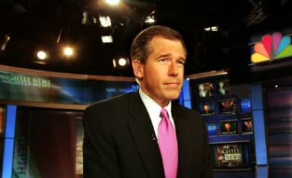 Brian Williams to be Fired From NBC Nightly News This Week?