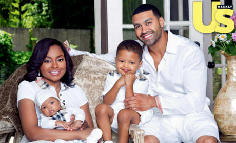 Phaedra Parks Baby Photo: Meet Little Dylan!