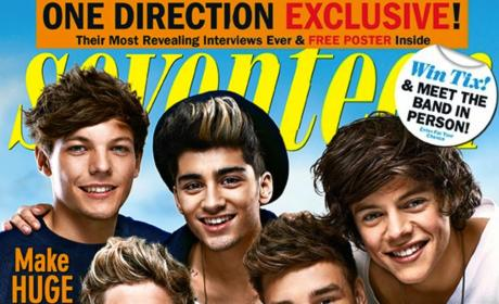 One Direction Talks Flirting, Dating and Tattoos