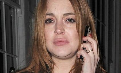 Lindsay Lohan: Drunk in London; Hiding From Oprah?