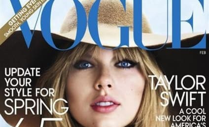 """Taylor Swift Covers Vogue, Teases """"Heartbreaking"""" New Album"""