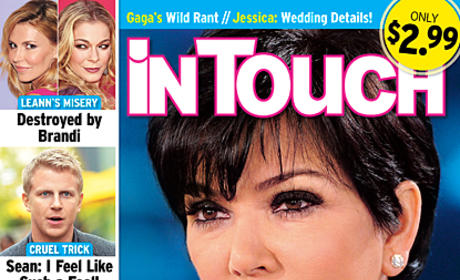 Kris Jenner: Reckless! Immature! Selfish!