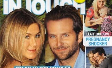 Jennifer Aniston and Bradley Cooper: In Love?