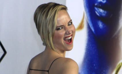 Jennifer Lawrence, Harry Styles and Adele: Spotted Throwing Olives at People?