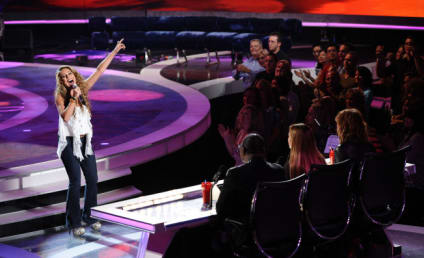 Haley Reinhart Speaks on Elimination, Harsh Critiques