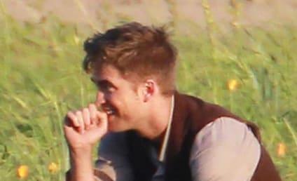 "Robert Pattinson Teases ""Totally Hardcore"" Breaking Dawn, Edward/Bella Sex Scenes"