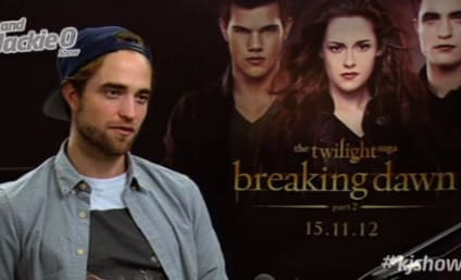 Robert Pattinson Talks Sex Faces, Sad Movies and Starbucks