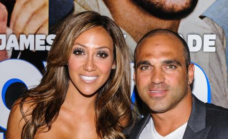 Melissa Gorga and Joe Gorga